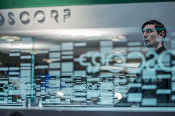 OSCORP set photo