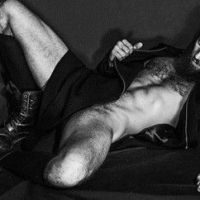 """America's Next Top Model"" Contestant Phil Sullivan's Full-Frontal Spread Has Us Missing The Show Already"